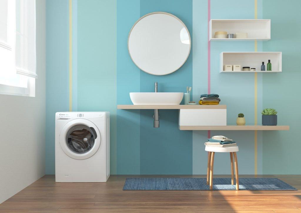 La lavatrice connessa si avvia con lo smartphone