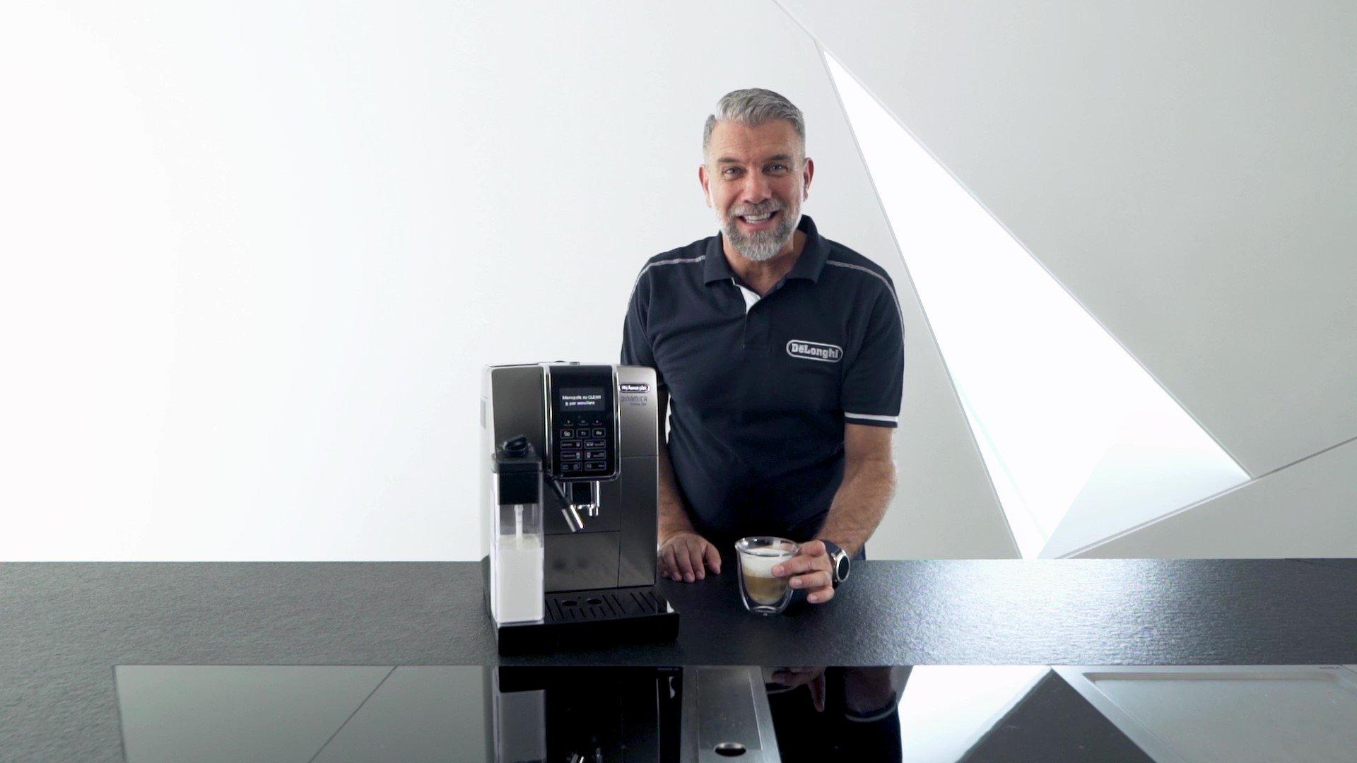 macchina automatica per il caffe De'Longhi