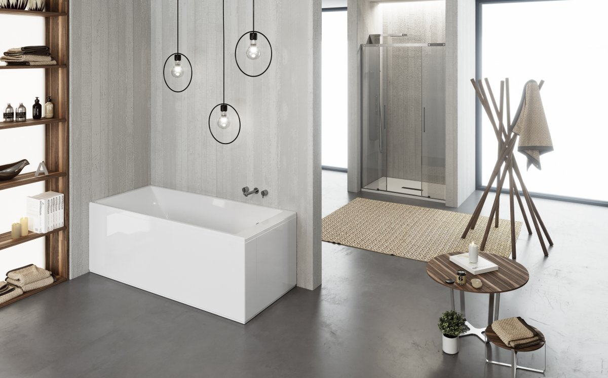 Grandform SlimEdge vasca da bagno