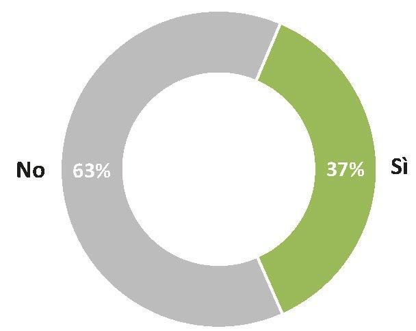 percentuale che ritiene impianto elettrico a norma