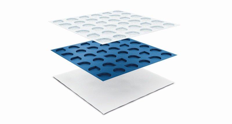 Progress Profiles - Prodeso Membrane strati
