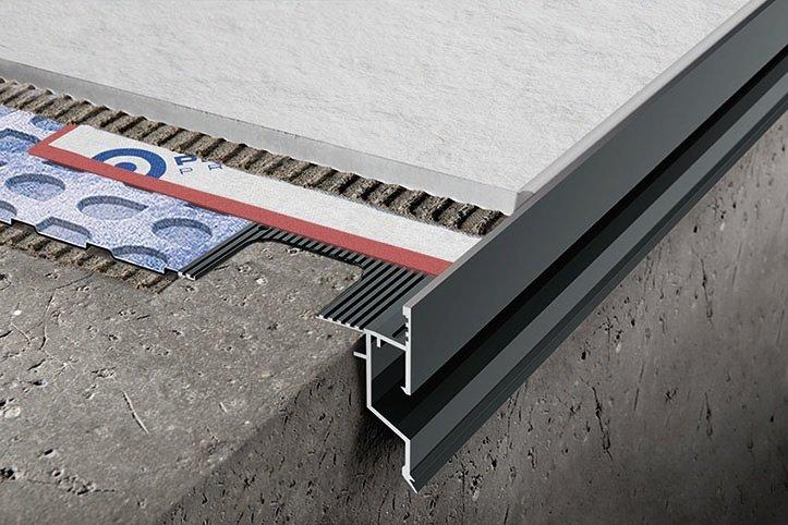 Progress Profiles - Proterrace Drain Drip per ristrutturare il balcone