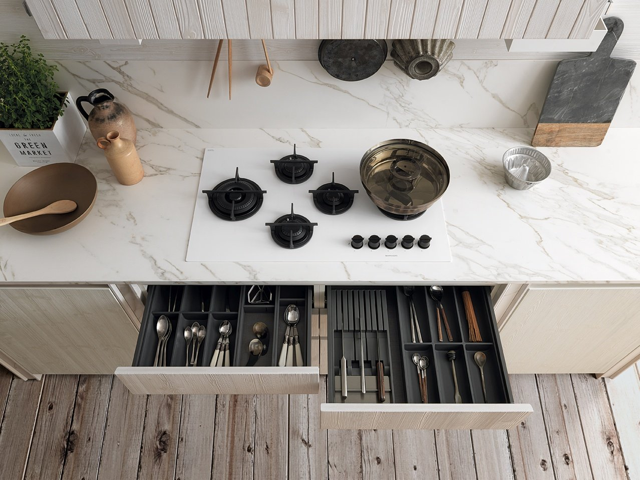 calesella_2020 particolare cucina progetto Atelier