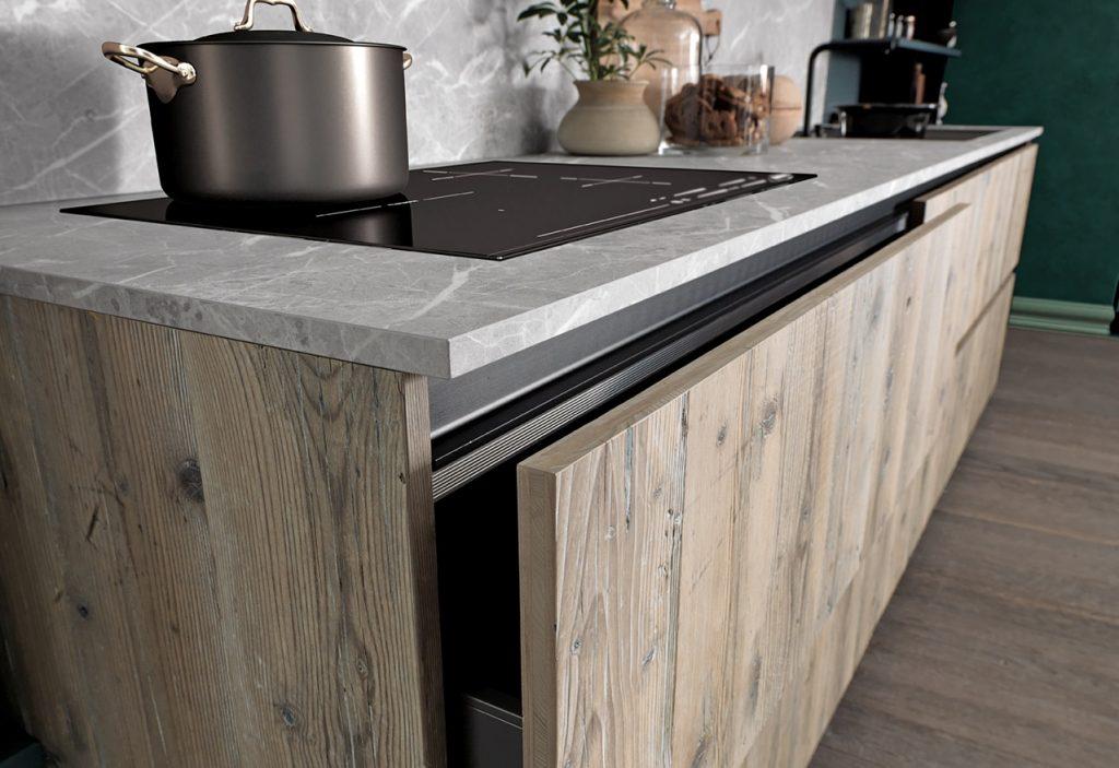 calesella_2020 particolare legno massello