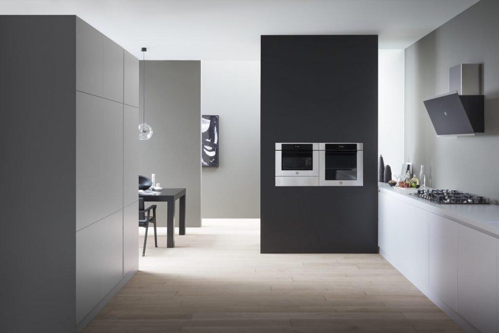 Tecnologia e design con gli elettrodomestici da cucina Bertazzoni