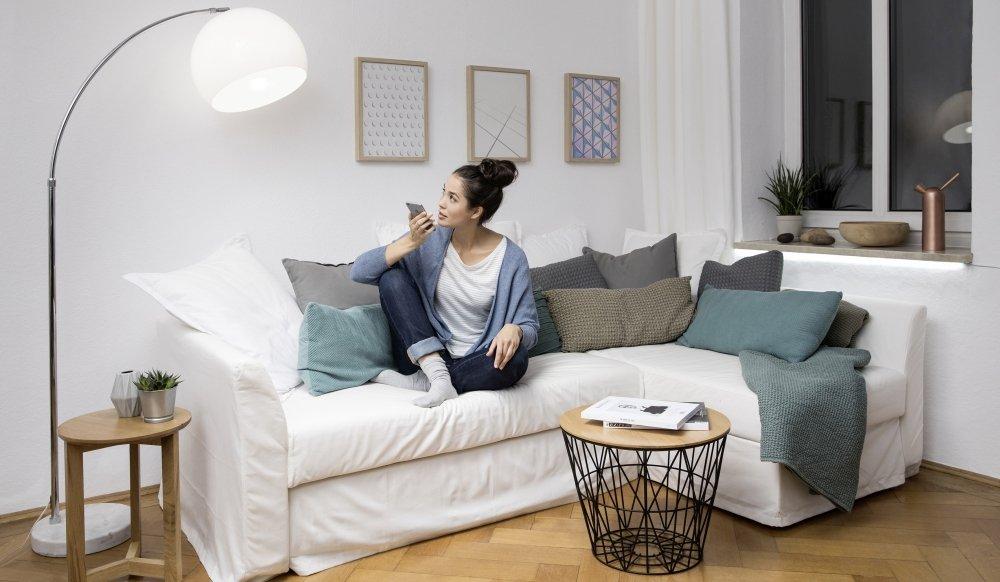 Gestire la luce di casa con Smart+ è semplice e alla portata di tutti