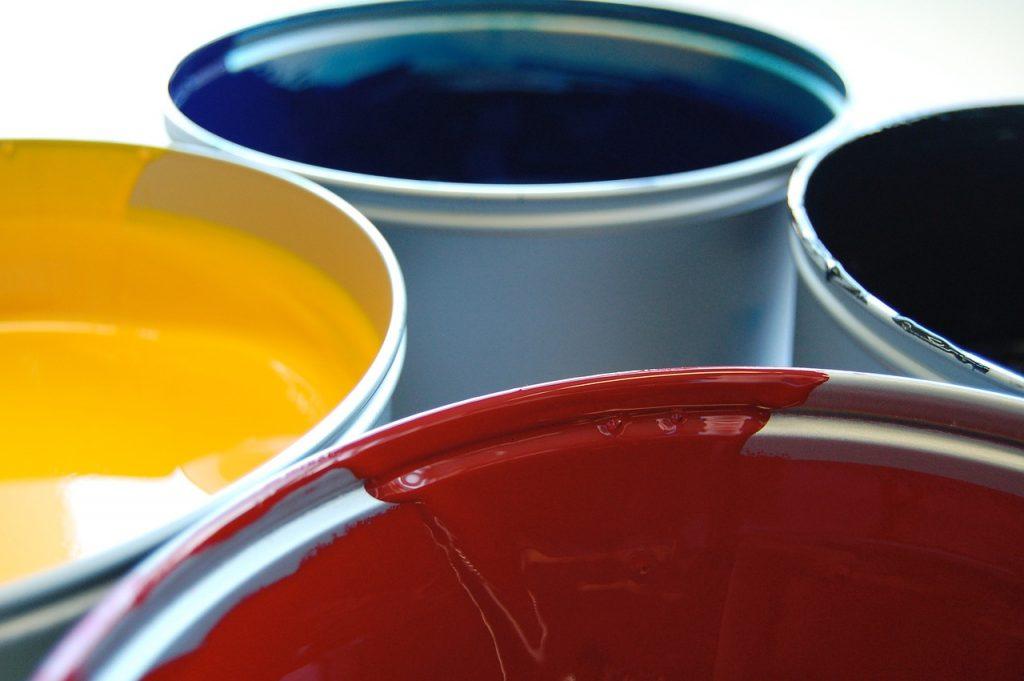 pitture e vernici per tinteggiare casa