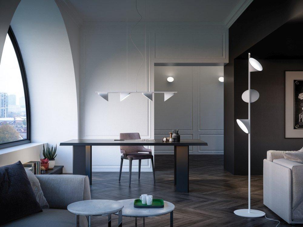 Design e sostenibilità con le lampade Axolight