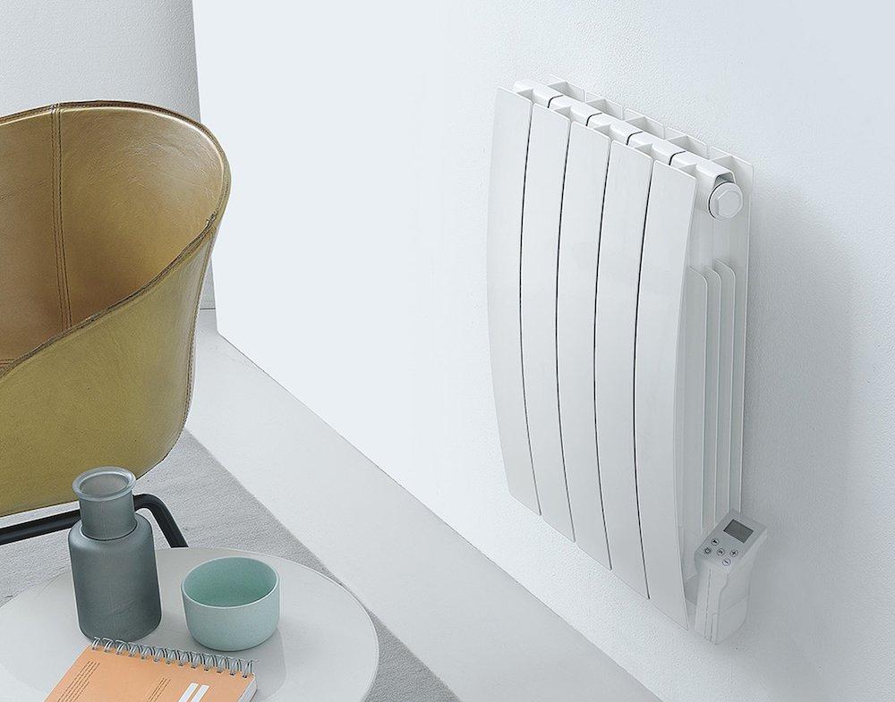 Radiatori elettrici a basso consumo: Telica Cintrè Wi-Fi