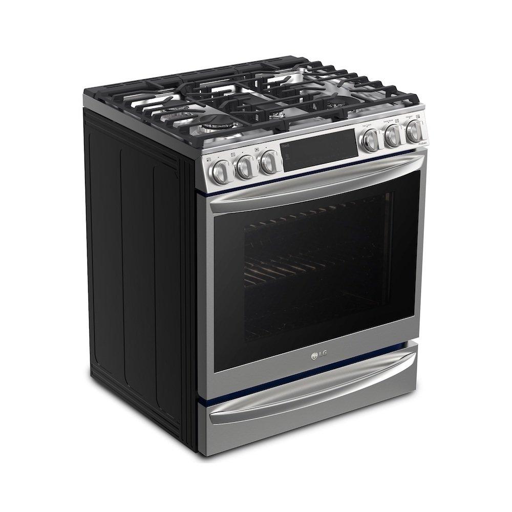 Cucinare facile con le funzioni smart del nuovo forno LG InstaView