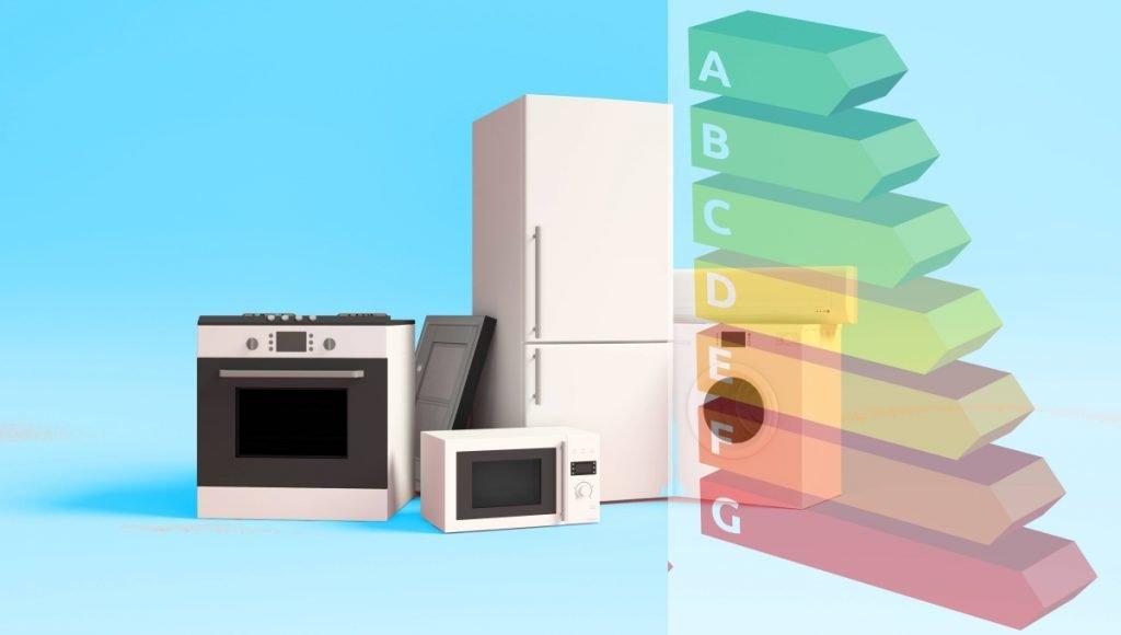 elettrodomestici ed etichette energetiche