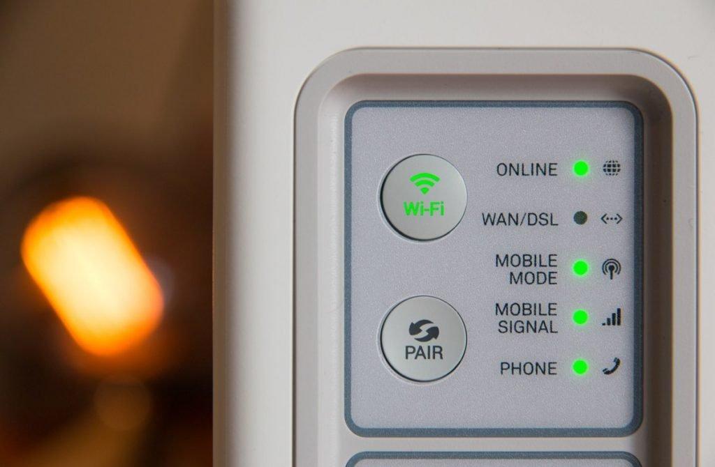 Smart home e ripetitore per il Wifi
