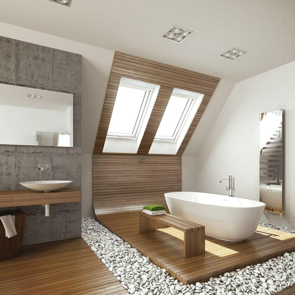 FTU-V: la finestra ideale per gli ambienti bagno e cucina