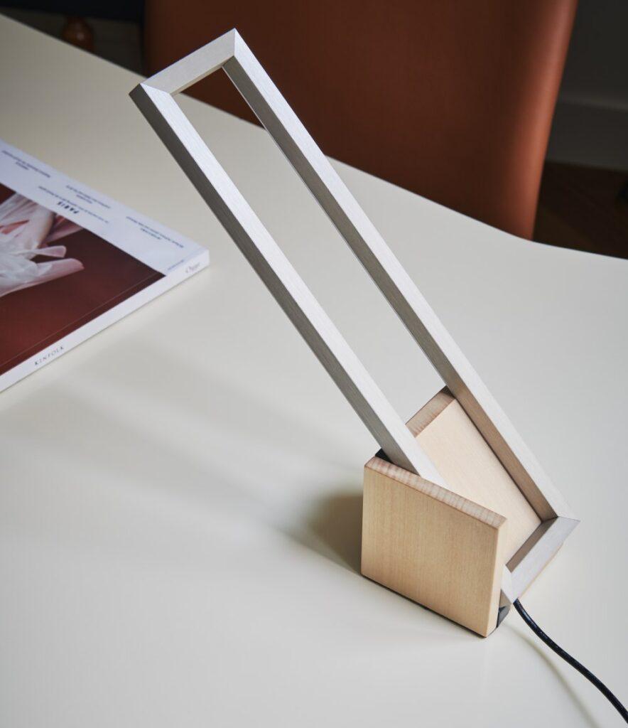 lampada Mondrian da tavolo