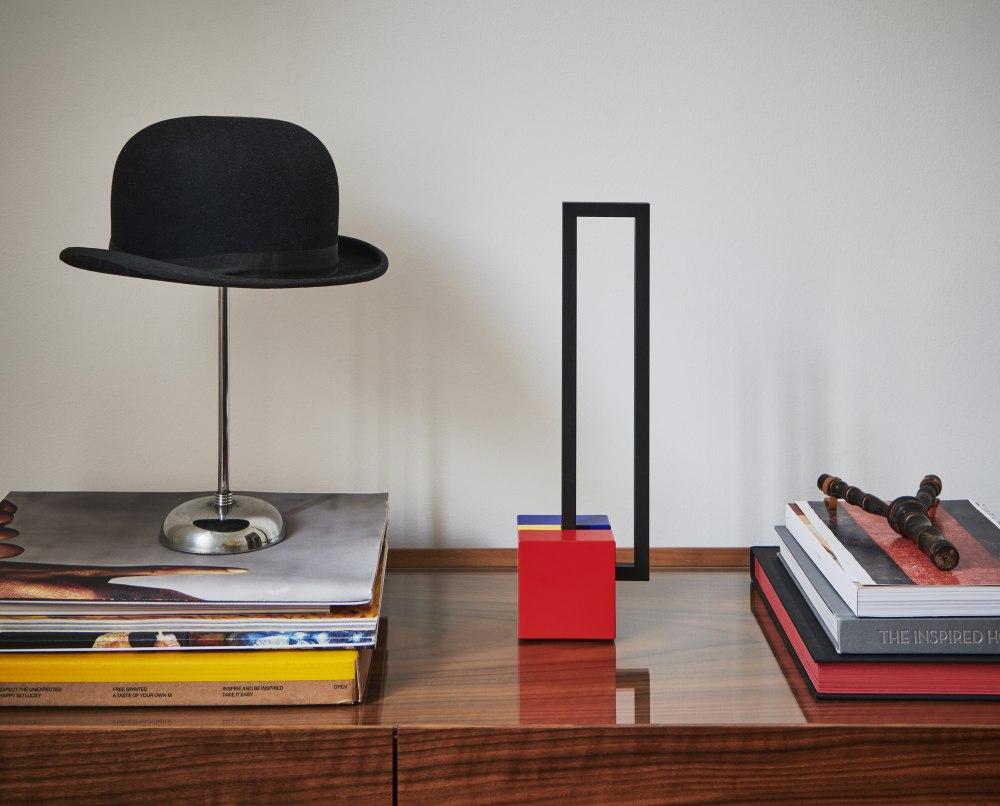 Lampada Floris Omaggio a Mondrian