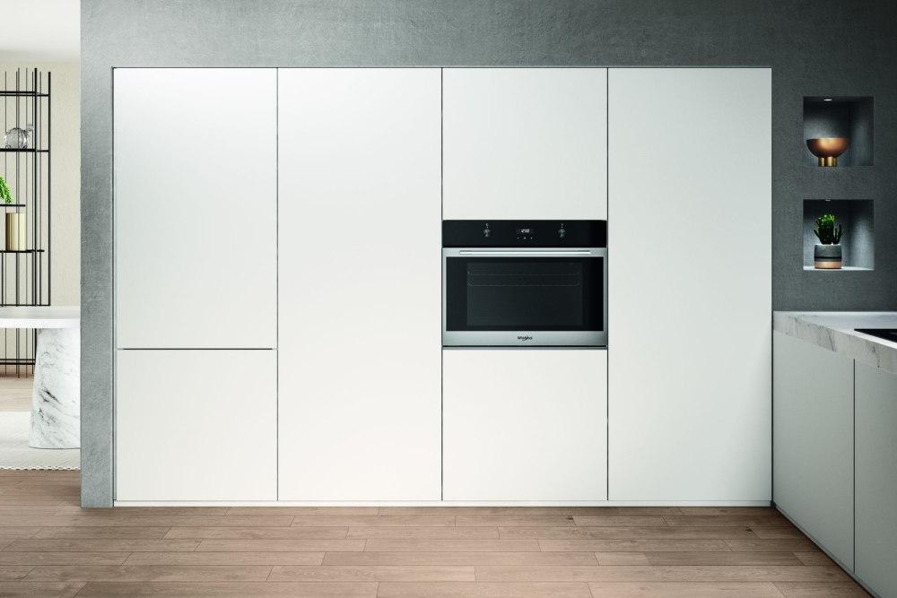 La nuova dimensione del caldo in cucina: il forno Space 75