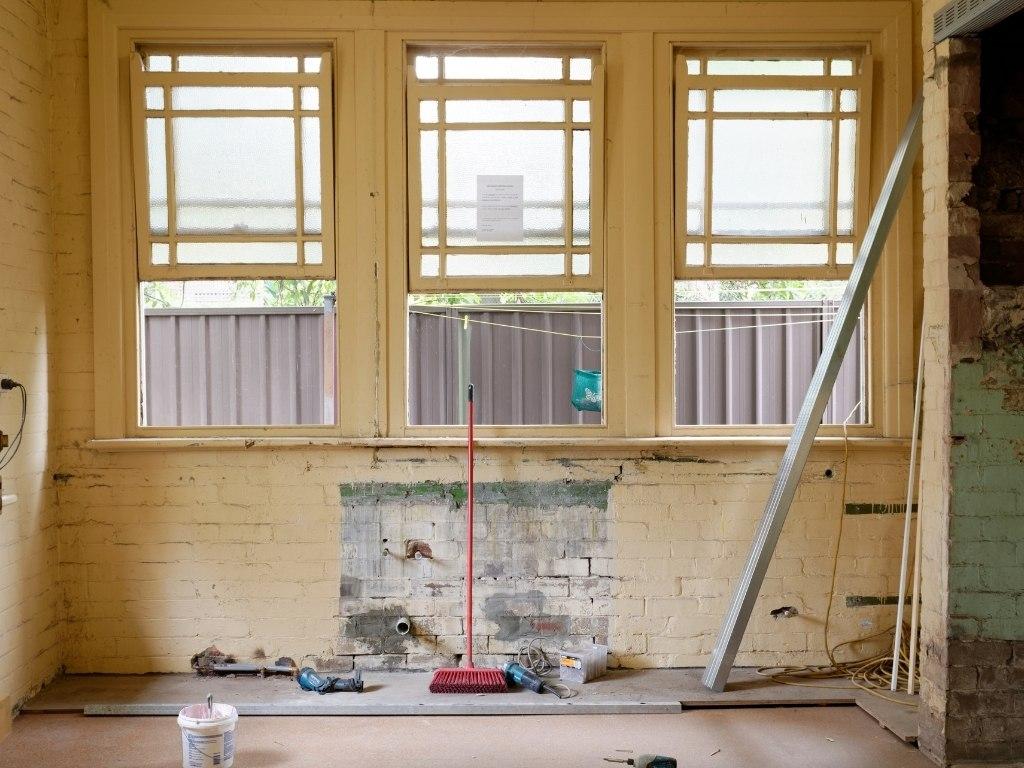 ristrutturare i vecchi edifici