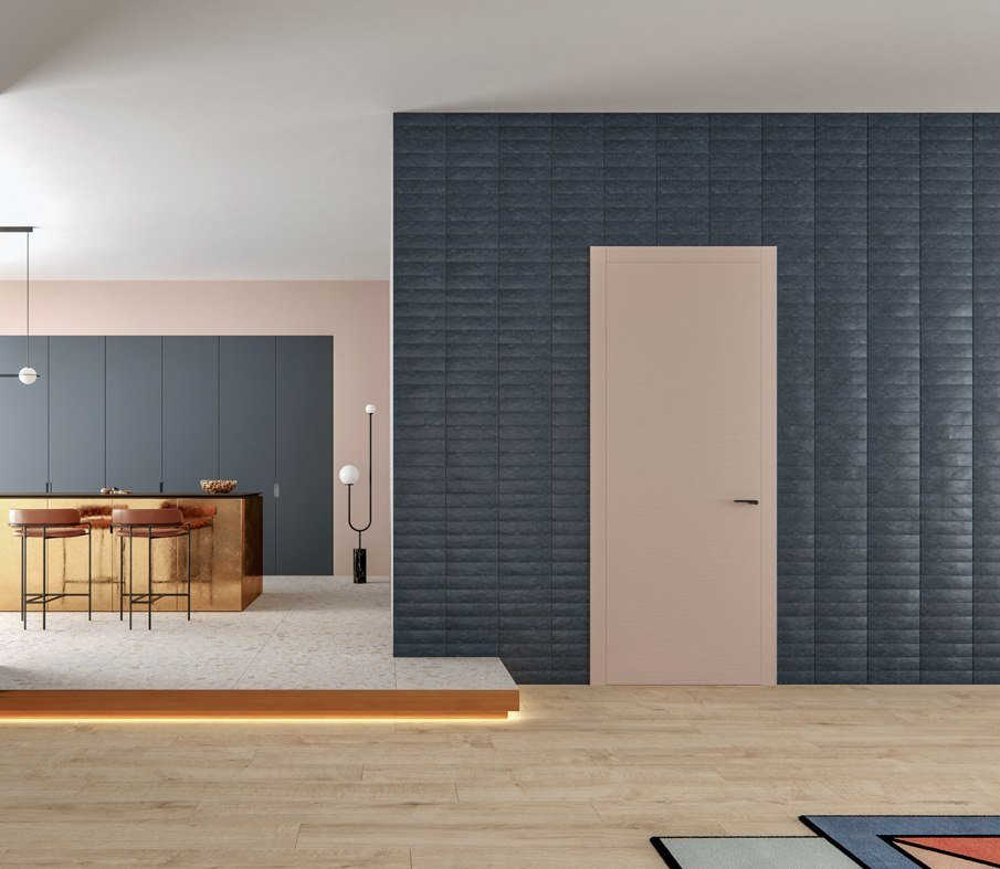 Maniglie di design: Pure, Wind e Wave di FerreroLegno