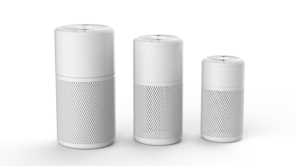 Purificatori d'aria Beko con 3 livelli di filtrazione