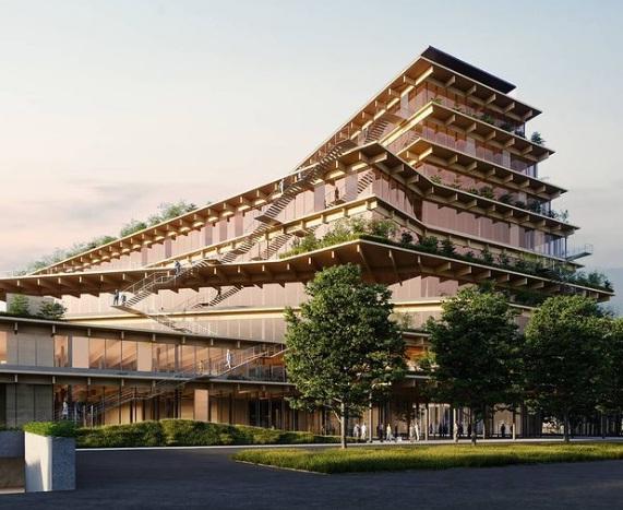 Welcome: un complesso visionario e sostenibile a Milano