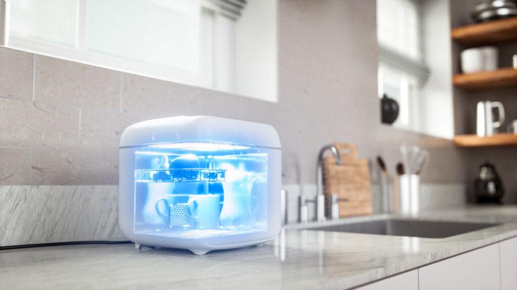 Box UV-C Signify Philips interno