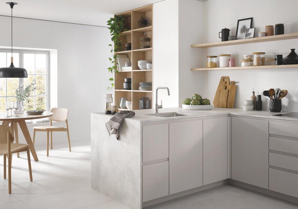 GROHE Eurosmart per cucina