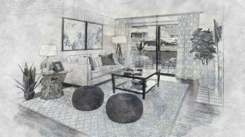 Gli errori che fanno sembrare il tuo appartamento più piccolo