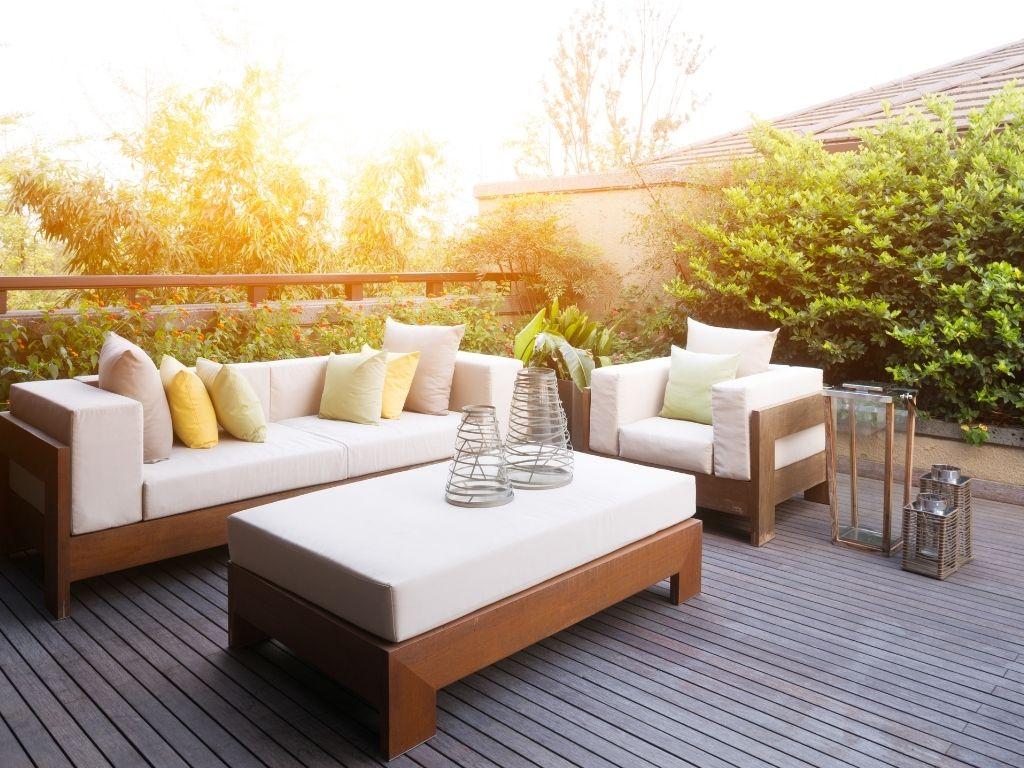 5 soluzioni per sfruttare al meglio gli spazi esterni di casa