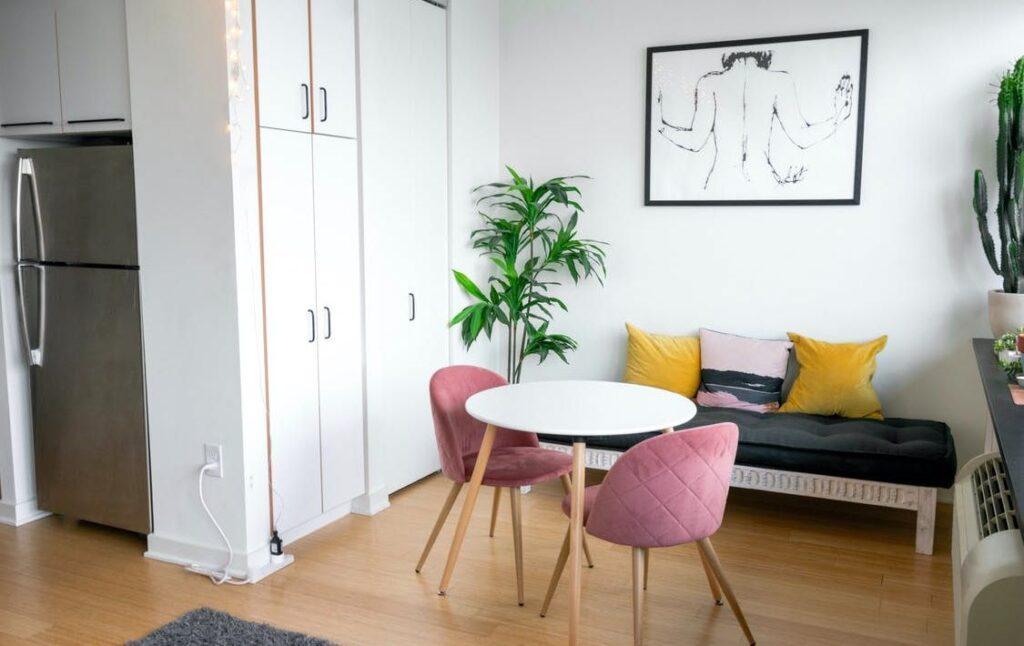 disposizione mobili appartamento piccolo