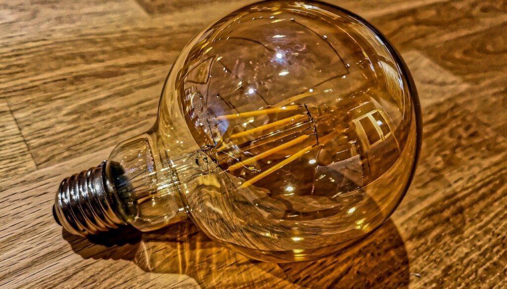 ridurre i consumi con le lampade led