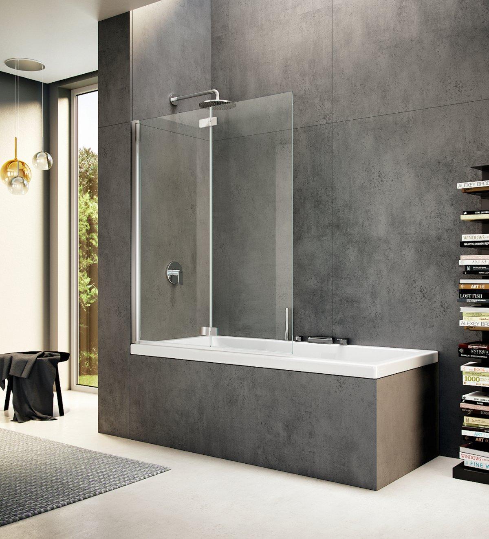 Vasca o doccia? Con le pareti sopravasca Provex entrambe!