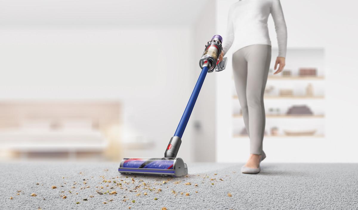 Abitudini di pulizia in Italia: l'indagine Dyson