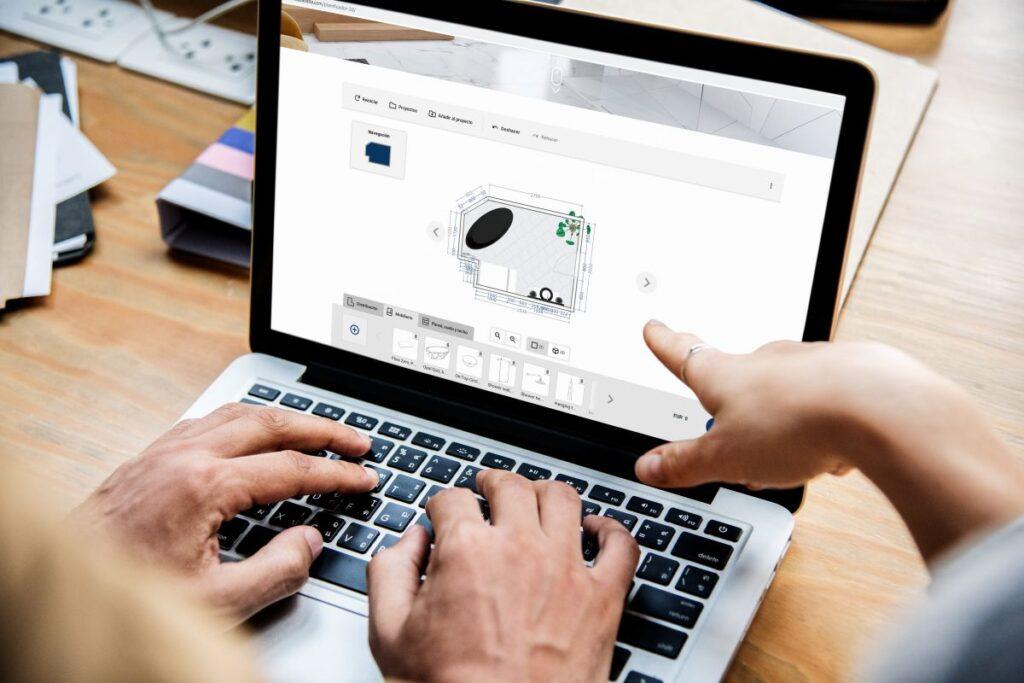 3D Planner: tool digitale e interattivo per progettare l'ambiente bagno