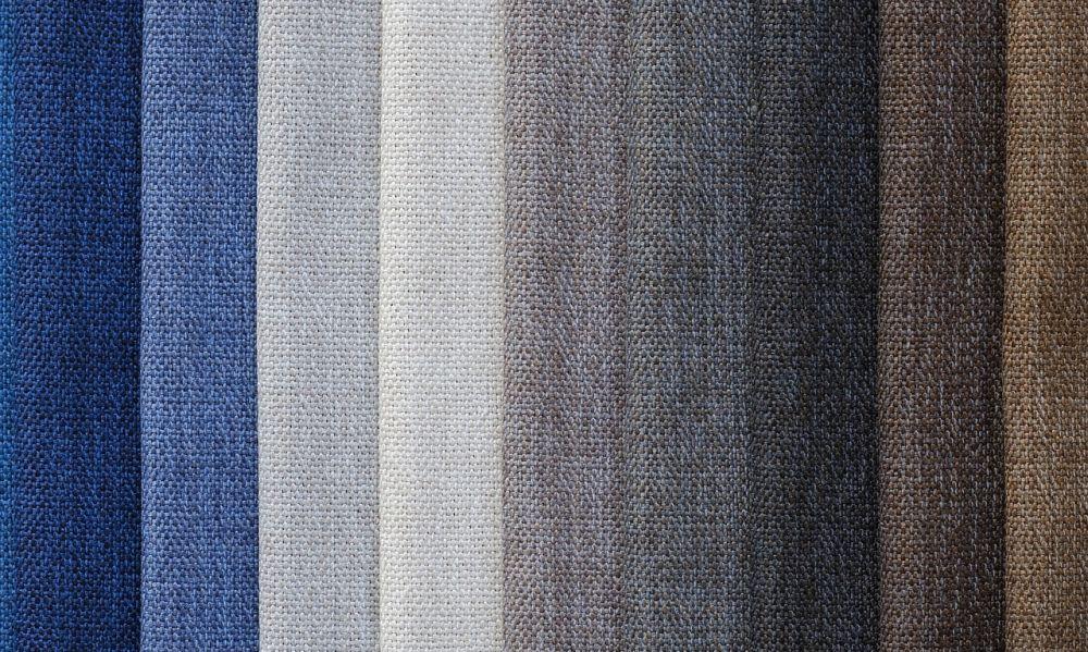 tendenze colore blu e toni neutri
