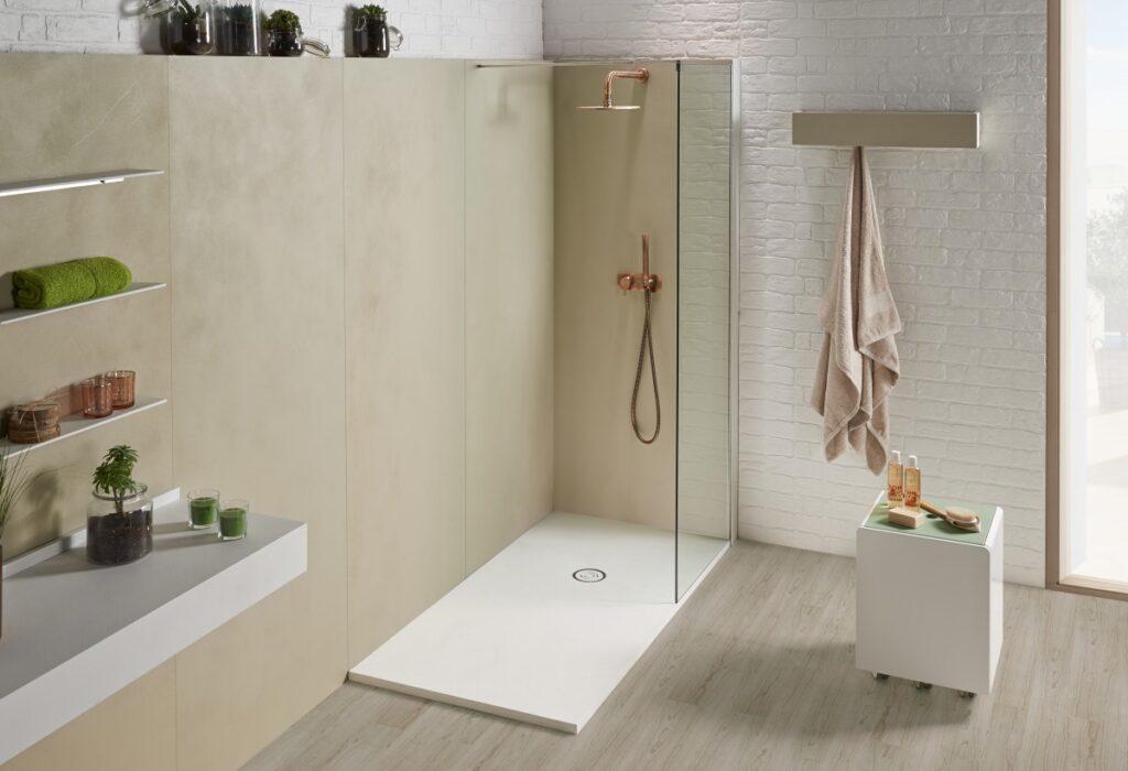Rinnovare il bagno con i pannelli Acquabella