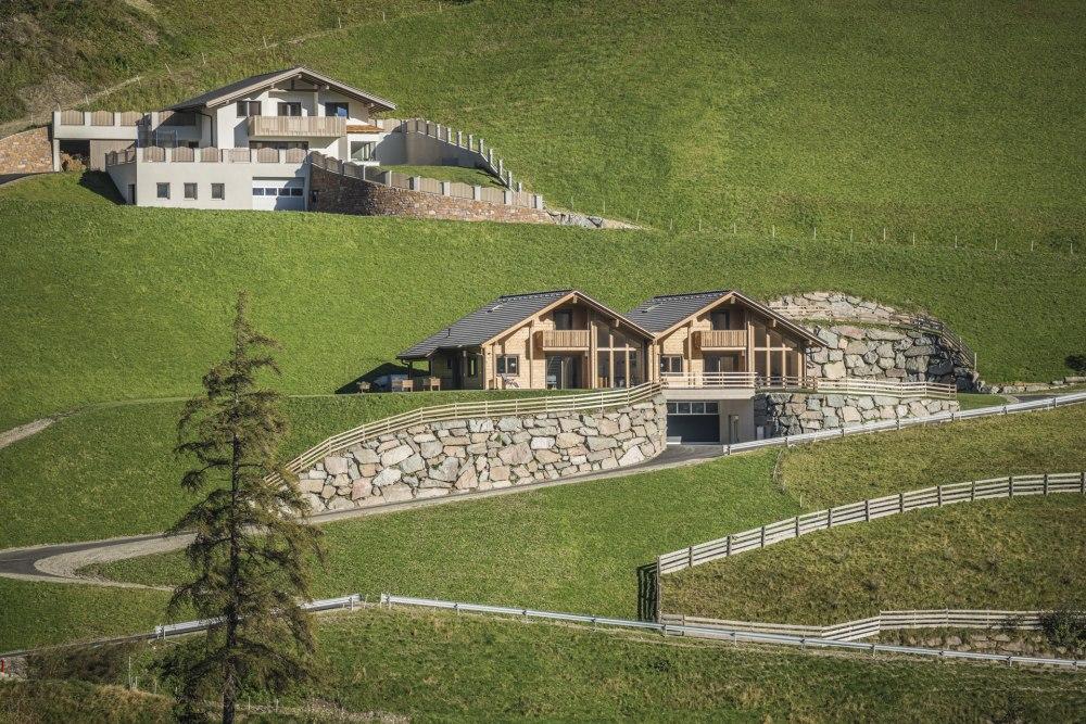 Ecologia e completamente efficiente: un esempio di bioedilizia in Alto Adige