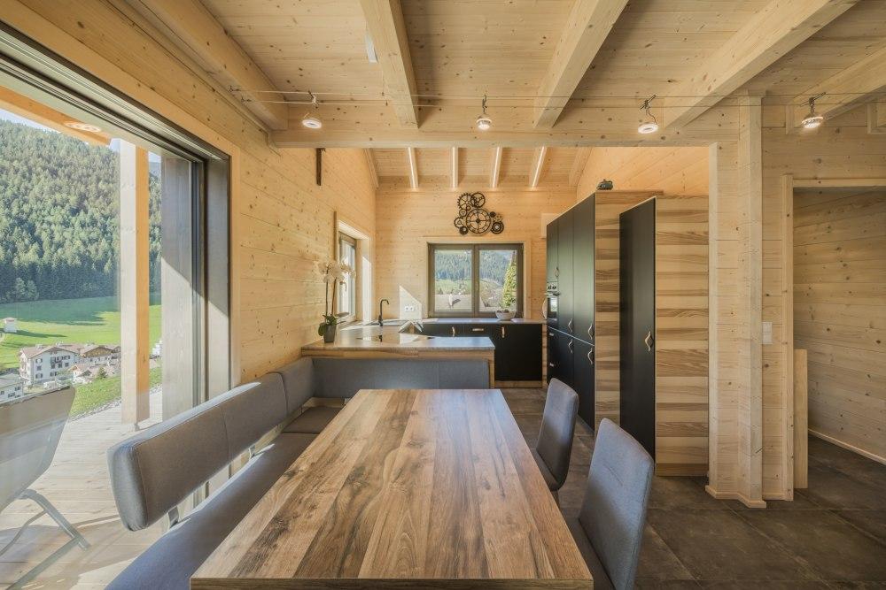 Rubner Haus Val Sarentino credits Alberto Fraceschi photography