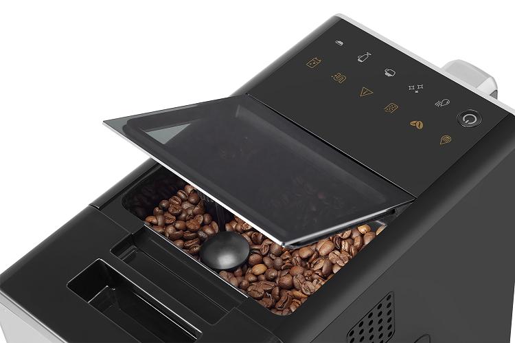 Caffè a casa come al bar, con la macchina caffè espresso di Beko!