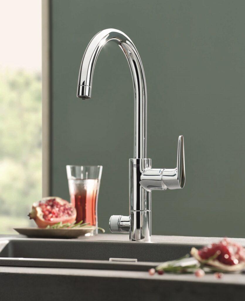 GROHE Pure per acqua potabile naturale