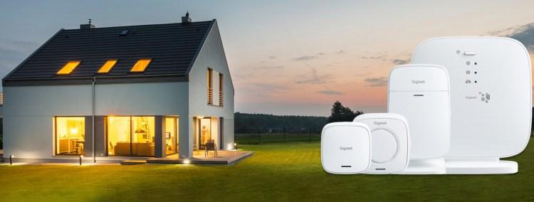 Gigaset Smart Home: soluzione di sicurezza per case e appartamenti