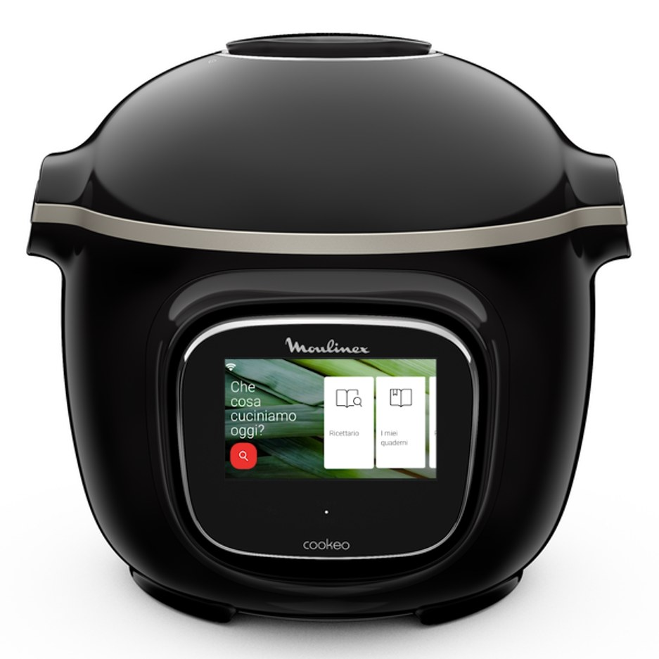 multicooker Cookeo Touch wifi