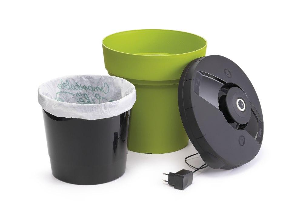 Willpy ultra tecnologico contenitore elettrico per l'organico