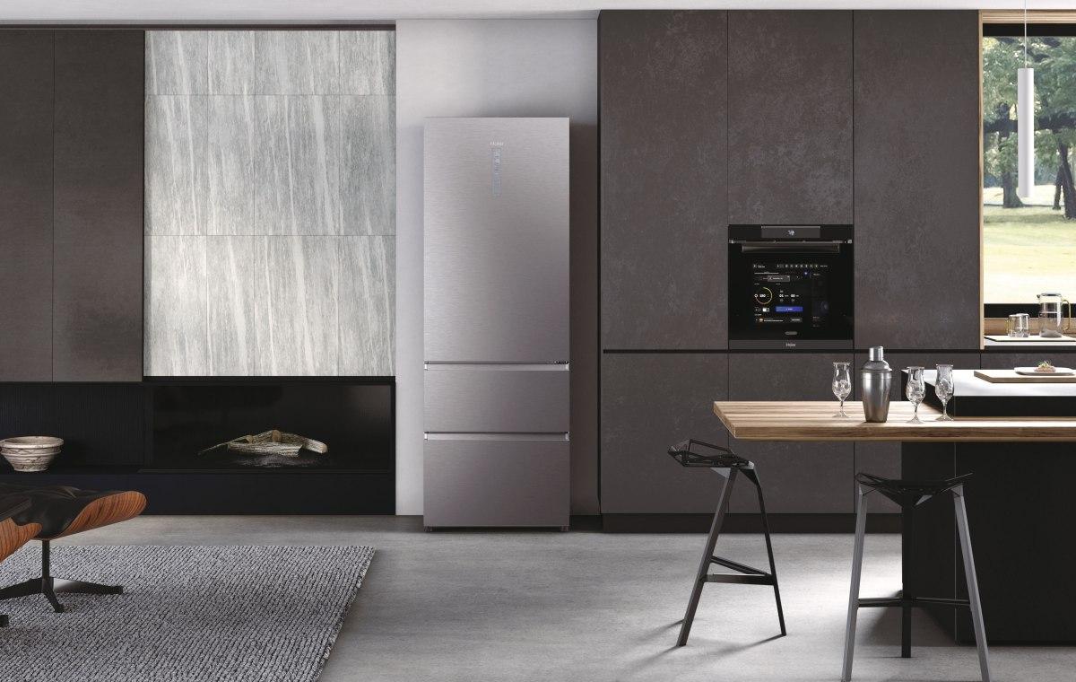3D 70 Series 7 è il nuovo frigorifero connesso di Haier