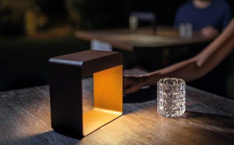 lampada led outdoor Dama Linea Light Group