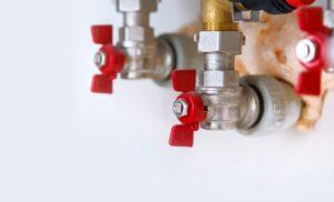 Servitù rubinetti dell'acqua e del gas