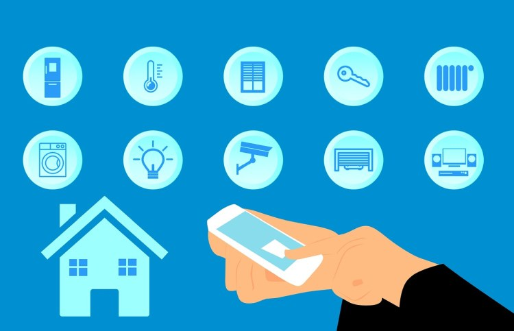 Smart home sicurezza