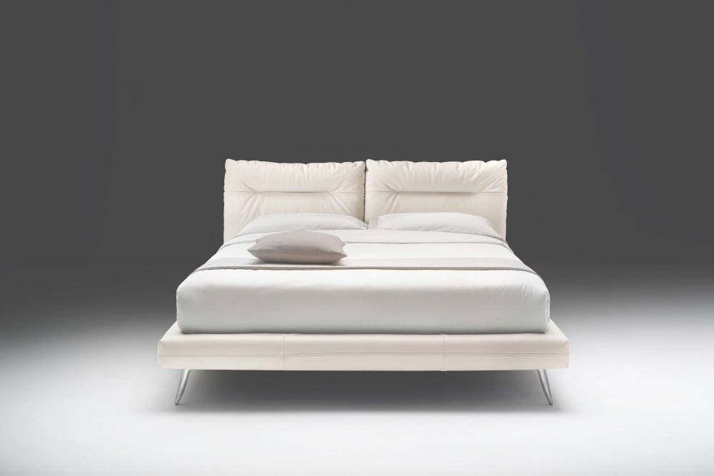 Topazio: il letto con cuscini inclinabili e regolabili