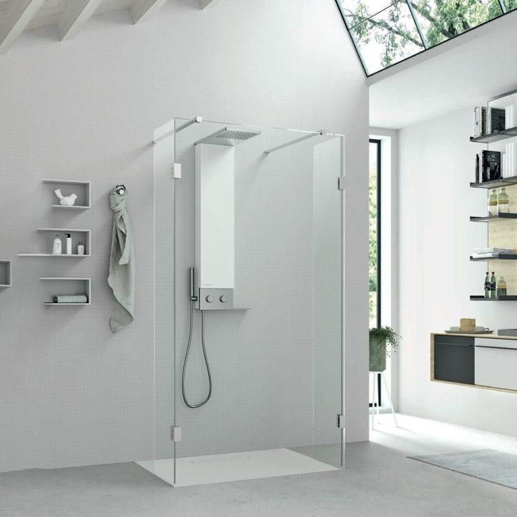 Esempio di doccia Gruppo Geromin