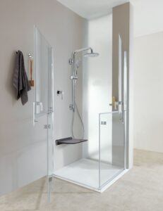 Sistema doccia intelligente