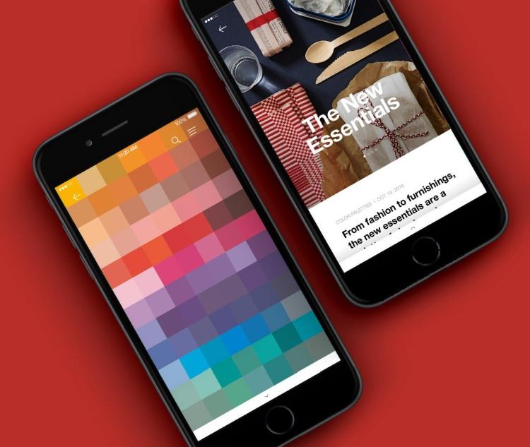 App pantone studio